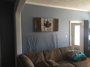 Canadian Flag (natural)