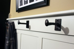 Railway Spike Coat Hooks